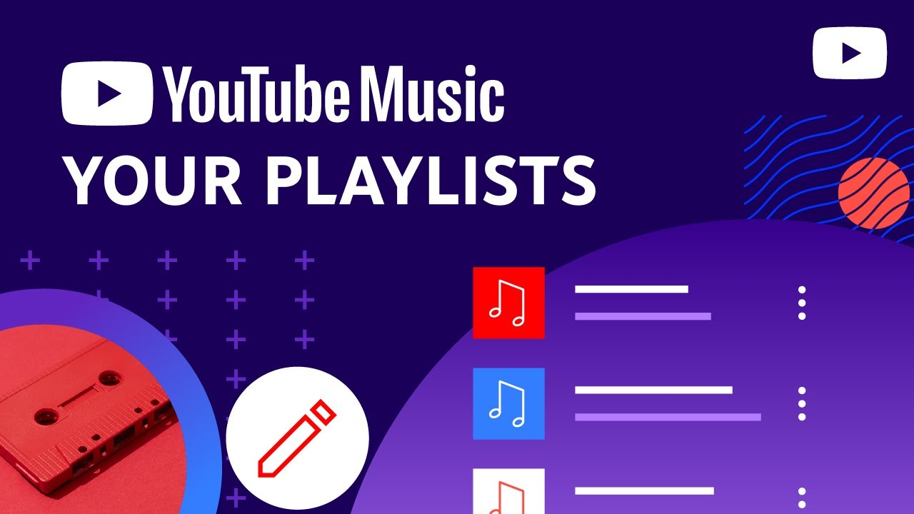 Open youtube music player