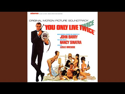 You only live twice youtube